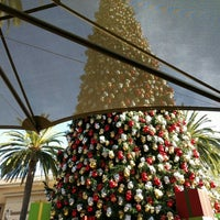 Photo taken at Fashion Island Gigantic Christmas Tree by Michael F. on 12/5/2015