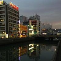 Photo taken at 内海橋 by Yankinu on 12/21/2016