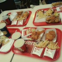 Photo taken at KFC by Giovanna O. on 12/16/2013