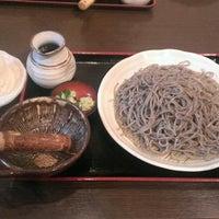 Photo taken at 焼酎蕎麦や はやさき by hidemaruu on 7/4/2013
