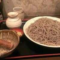 Photo taken at 焼酎蕎麦や はやさき by hidemaruu on 5/20/2014