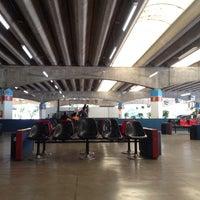 Photo taken at Terminal Rodoviário de Taubaté by Tomas T. on 7/20/2014