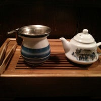 Photo taken at Cha-An Teahouse 茶菴 by Benjamin S. on 2/2/2013