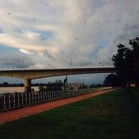 Photo taken at แขวงการทางหนองคายที่ 1 by NaMwan L. on 8/20/2015