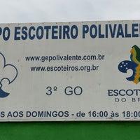 Photo taken at Grupo Escoteiro Polivalente - 3º GO by Pedro H. on 11/24/2013