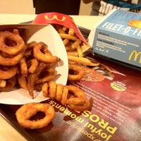 Photo taken at McDonald's & McCafé by Naomi H. on 12/8/2012