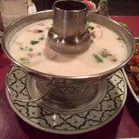 Photo taken at Bangkok Cuisine by N L. on 2/23/2017