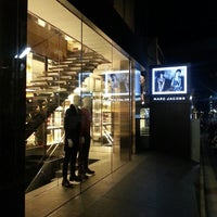Photo taken at Marc Jacobs Aoyama by Duehie L. on 12/14/2013