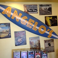 Photo taken at Angelo's Burgers by Jose J. on 11/16/2014