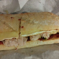 Photo taken at Mitchell Deli by Jared S. on 10/16/2012