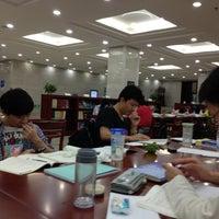 Photo taken at 武汉大学图书馆 by John on 5/3/2013