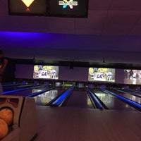 Photo taken at Bowlero Queens by Norah K. on 9/13/2015
