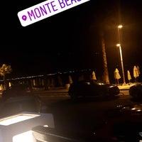 4/20/2018 tarihinde Melis S.ziyaretçi tarafından Monte Beach Club'de çekilen fotoğraf