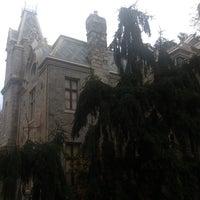 Photo taken at Ebenezer Mansion by Ray K. on 10/19/2013