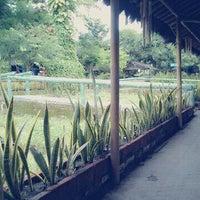 Photo taken at Rumah Makan Prima spesial kepiting Comal by Hana O. on 1/12/2014