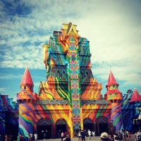 Photo taken at Beto Carrero World by Raphael C. on 2/10/2013