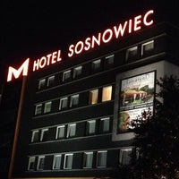 Photo taken at M Hotel Sosnowiec by Mihail G. on 9/5/2014