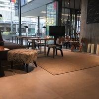 Photo taken at Wyndham Grand Frankfurt by Omer Y. on 2/17/2017