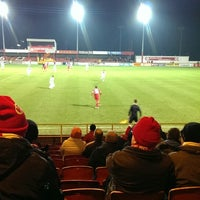 Photo taken at Showgrounds by Stephen H. on 3/10/2014