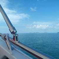 Photo taken at On The Sea : Andaman by Marisha W. on 6/6/2016