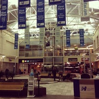 Photo taken at Halifax Stanfield International Airport (YHZ) by Christopher P. on 11/9/2012