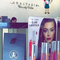 Photo taken at Anastasia Salon by Ruba A. on 9/9/2016