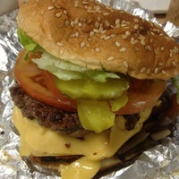 Photo taken at Five Guys by Jeremy F. on 12/16/2012