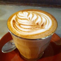 Photo taken at Bowery Coffee by Noah W. on 11/28/2012