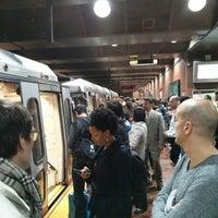 Photo taken at Castro MUNI Metro Station by Noah W. on 7/10/2013