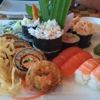 Photo taken at Japon Sushi Bar by Sylvain F. on 6/30/2013