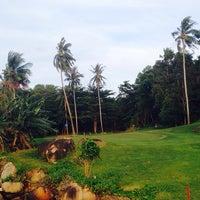 Photo taken at Laguna Bintan Golf Club by RuslArs S. on 1/8/2014