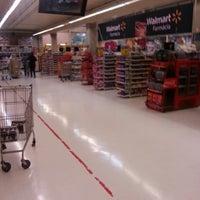 Photo taken at Walmart by Carlos C. on 5/12/2013