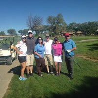 Photo taken at Antelope hills golf course by Rocio W. on 8/31/2014