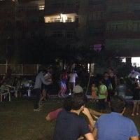 Photo taken at Balkaroğlu Sitesi Sahil by Selo.gs. on 8/30/2015