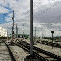 Photo taken at Direction Générale du Transport Urbain by Nada C. on 11/10/2015