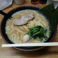 6/21/2016にてつのすけがらっち家 横浜家系ラーメンで撮った写真