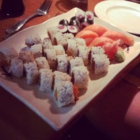 Photo taken at Bonsai Sushi II by Paulzilla on 8/11/2013