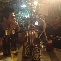 Photo taken at Shesha Harem pub and restaurant by Nuttapong M. on 4/7/2013