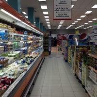 Photo taken at AlJazeera Supermarket by Froilan B. on 9/24/2013