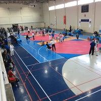 Photo taken at Beden Eğitimi ve Spor Yüksekokulu by Ege A. on 4/9/2018