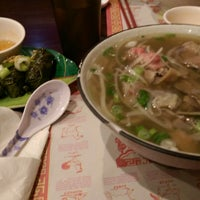 Photo taken at Pho Pasteur by Jackson S. on 12/12/2014