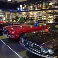 Photo taken at Mustang Garage by Steven V. on 4/27/2014