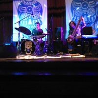 Photo taken at The Historic German House Auditorium & Events Center by Adrian Q. on 11/28/2013