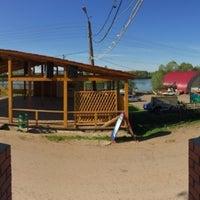 Photo taken at Мото пост 21 by Oleg on 5/16/2014