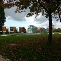 Photo taken at Saint-Quentin-en-Yvelines by Fd D. on 10/26/2013