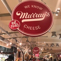 Photo taken at Murray's Cheese at Grand Central Market by Aileen V. on 12/13/2017