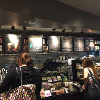 Photo taken at Starbucks by Aileen V. on 10/21/2016