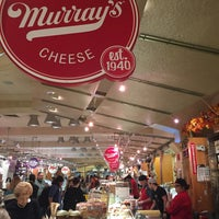 Photo taken at Murray's Cheese at Grand Central Market by Aileen V. on 10/21/2016