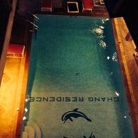 Photo taken at Chang Residence Hotel Phuket by Dina G. on 2/14/2014