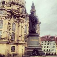 11/7/2012 tarihinde TheReflectorXziyaretçi tarafından Martin-Luther-Denkmal'de çekilen fotoğraf